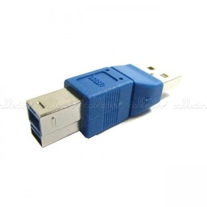 Adaptador USB 3.0 a USB 2.0 (USB-B/USB-A)
