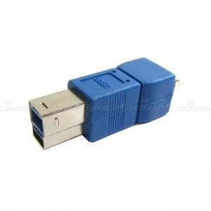 Adaptador USB 3.0 a USB 2.0 (USB-B/MicroUSB-B)
