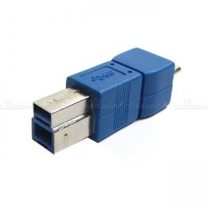 Adaptador USB 3.0 a USB 2.0 (USB-B/MicroUSB-A)