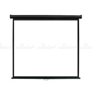 Pantalla proyector 1:1 de fibra de vidrio para pared o techo
