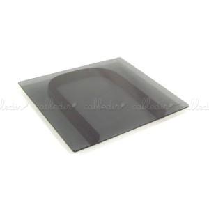 Estantería de cristal tintado para soportes