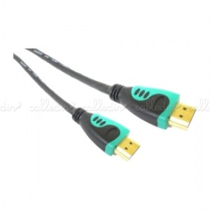 Cable HDMI 1.4 de tipo HDMI-A macho a HDMI-A macho