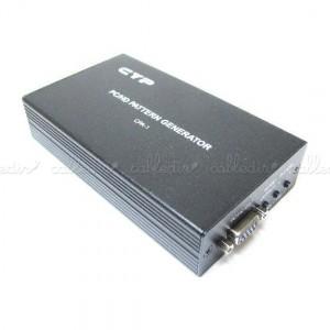 Generador de patrones para pruebas de PC/HDTV