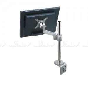 Soporte brazo articulado para monitor VESA 50/75/100