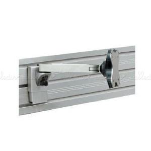 Soporte de monitor para panel slatwall con brazo