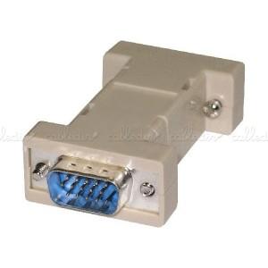 Adaptador VGA (HD15M/HD15M)