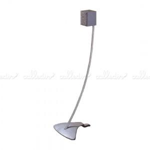 Soporte de pie para altavoz (2 unidades) curvado