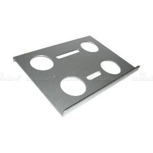Bandeja de soporte para portátil ventilada