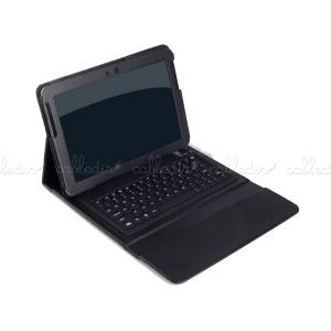 Cartera para Samsung Galaxy Tab 10.1 con teclado bluetooth