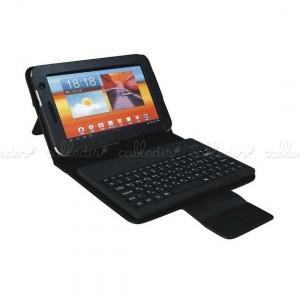 Cartera para Samsung Galaxy Tab 8.9 con teclado Bluetooth