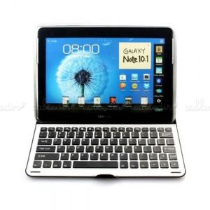 Teclado Bluetooth para Samsung Galaxy Tab 10.1 tipo tapa