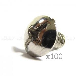 Tornillería para chasis (100 uds) para destornillador