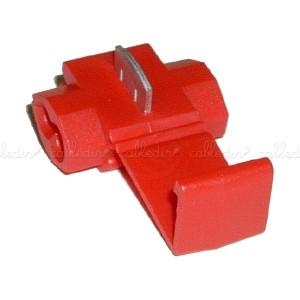 Conector rápido clip 18-22 AWG (100 uds)