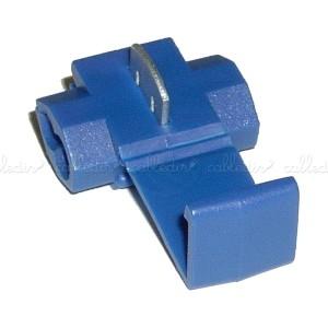 Conector rápido clip 14-18 AWG  (100 uds)