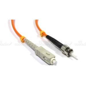 Cable de fibra óptica multimodo simplex 50/125 PC