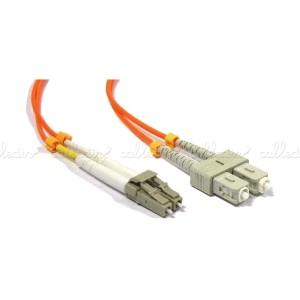Cable de fibra óptica multimodo duplex 50/125 PC