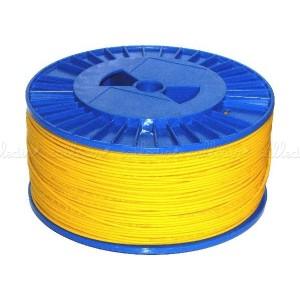 Bobina de fibra óptica 9/125 monomodo duplex