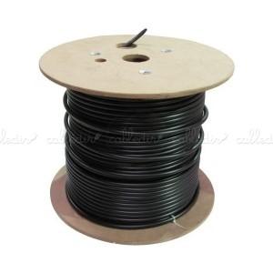 Bobina de fibra óptica 9/125 monomodo exterior de varias fibras