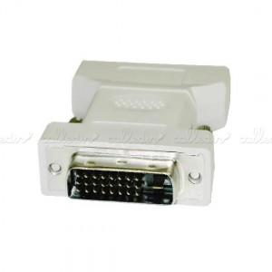 Adaptador DVI-D a DVI-I dual link