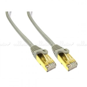Cable SSTP de categoría 7 gris