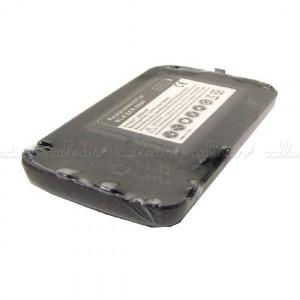 Batería compatible BlackBerry 9000 extendida con tapa