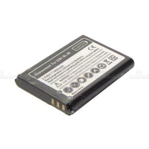Batería compatible Nokia 3220 5140 7260 3230 6020 N90 etc