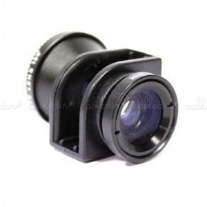 Lentes objetivo 3-en-1 para iPhone 5 para cámara de fotos