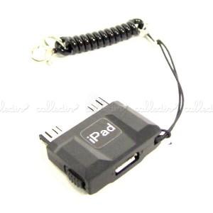 Adaptador de conector iPhone, iPod y iPad a MicroUSB