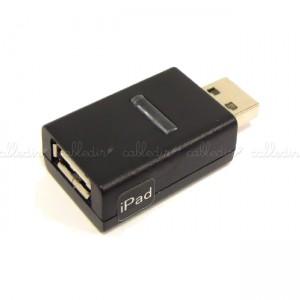 Adaptador USB para sincronización y carga de iPad