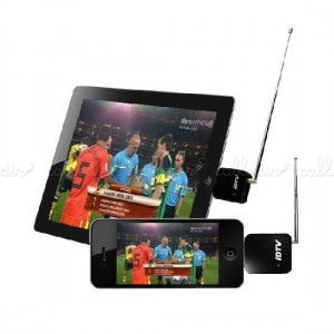 TV para iPhone i iPad iDTV Mobile TV DVBT