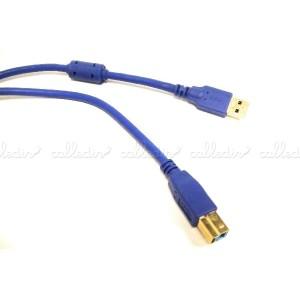 Cable SuperSpeed USB 3.0 AM a BM de alta calidad