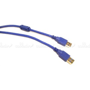 Cable SuperSpeed USB 3.0 AM a AM 5V