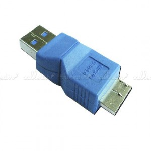 Adaptador USB 3.0 (USB-A/MicroUSB-B)