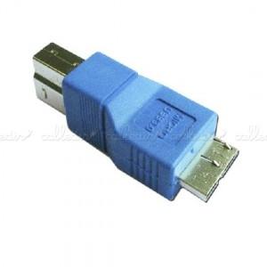 Adaptador USB 3.0 (USB-B/MicroUSB-B)