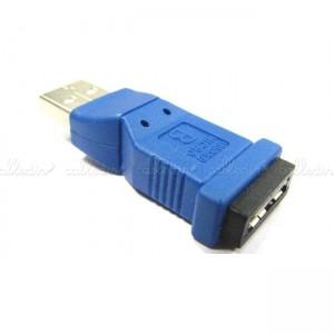 Adaptador USB 3.0 a USB 2.0 (MicroUSB-AB/USB-A)